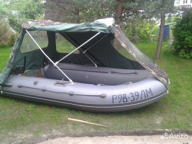 лодка пвх фаворит 330