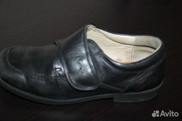 Туфли к школе кожа фирма павловски купить в Московской области на ... 3147cfe9c2940