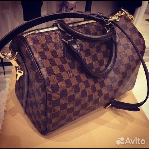 Женская сумка Луи Вьюттон с кошельком купить в Томской