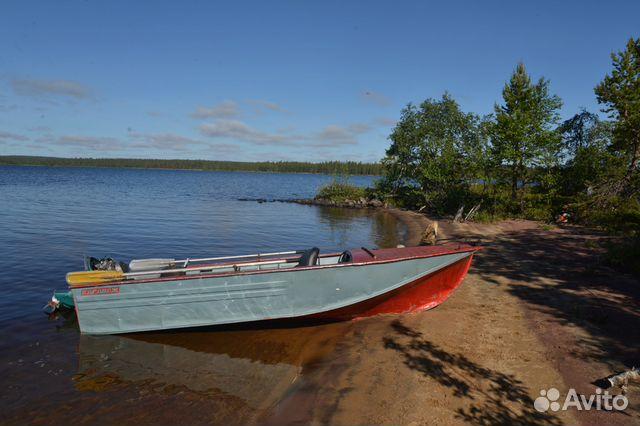 купить мотор и лодку в кировске мурманской области