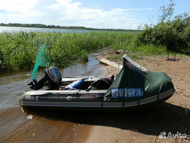 цены на моторы для лодок в питере