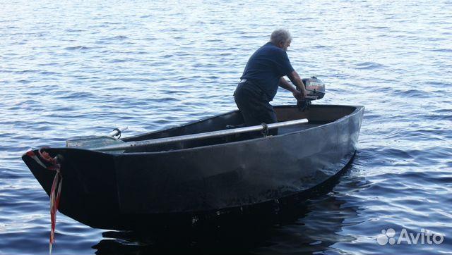 большие лодки из пнд