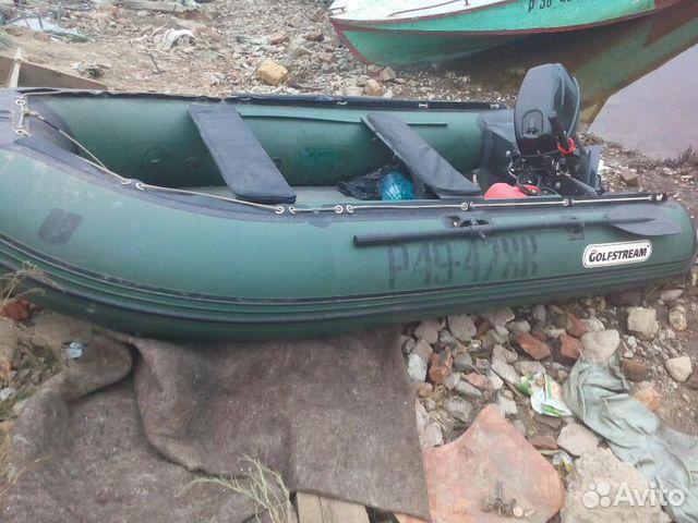 надувная лодка с мотором в комсомольске