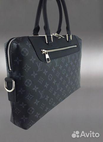 718142f53d31 Мужская сумка портфель Louis Vuitton LUX арт.012-2 купить в Москве ...