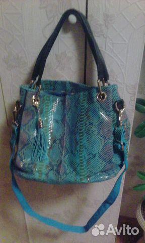e808f0555009 Новая сумка, Турция, натуральная кожа | Festima.Ru - Мониторинг ...
