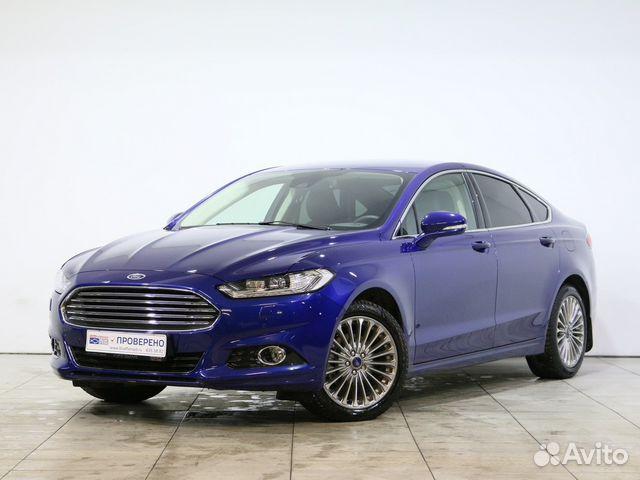 Форд Мондео Вигнале 2016-2017 — новый кузов, фото ...