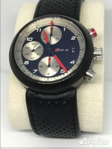 Часы Audi - autotuning-audiru