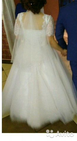 Свадебные платья на авито в кемерово