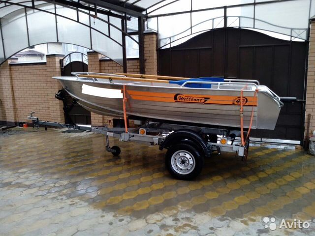 прицеп для лодки уфа
