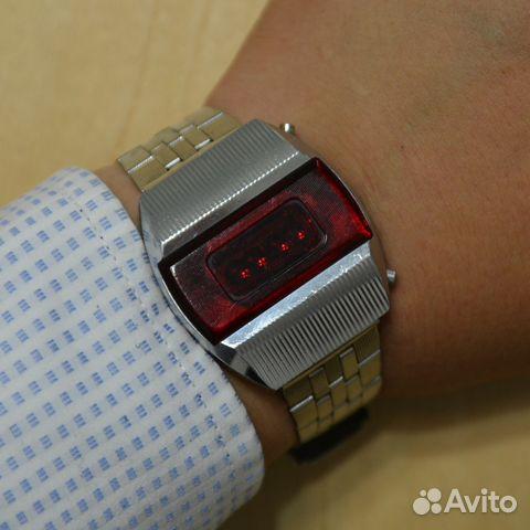 34e9e962 Электроника 1 наручные электронные часы СССР в купить в Москве на ...