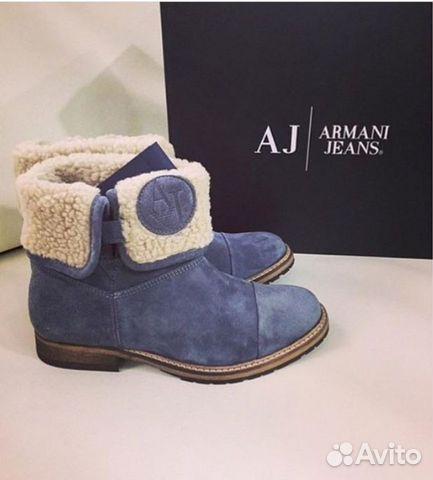 bc84643d0 Сапоги Armani Jeans новые арт. ZW529 | Festima.Ru - Мониторинг ...