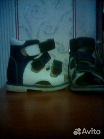df8bba3f46655 Продам детские ортопедические сандали купить в Бурятии на Avito ...