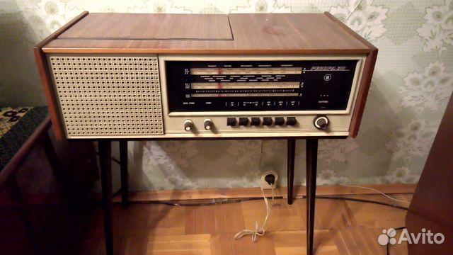 Купить радиолу виктория 001 на авито