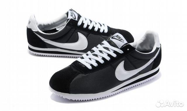 Nike Cortez Ultra черные купить в Челябинской области на Avito ... 84fc2dc1ea1