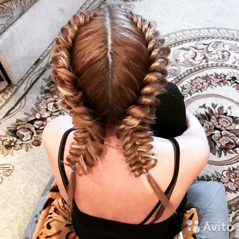 Плетение кос в москве адреса