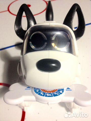 Игрушка робот собака pupbo