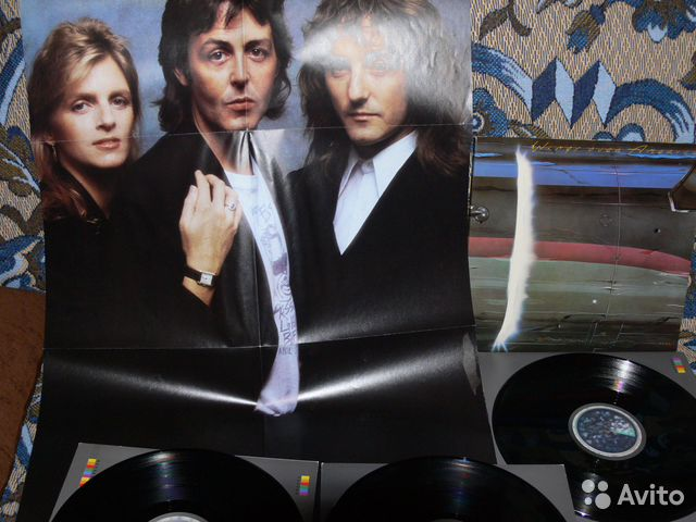 Images of Paul Mccartney And Wings - #rock-cafe