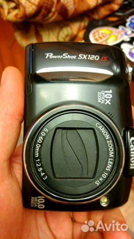 Фотоаппарат canon powershot sx120 is 89223215253 купить 1
