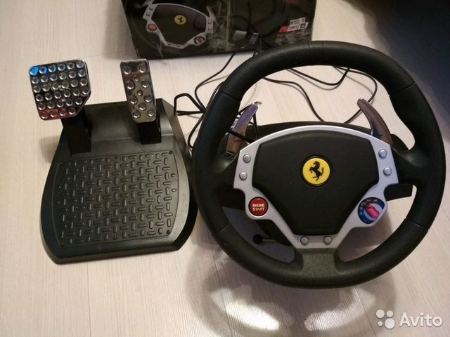 THRUSTMASTER F430 TELECHARGER PILOTE