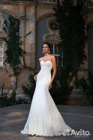 2deee0ad863 Свадебное платье Milla Nova новое