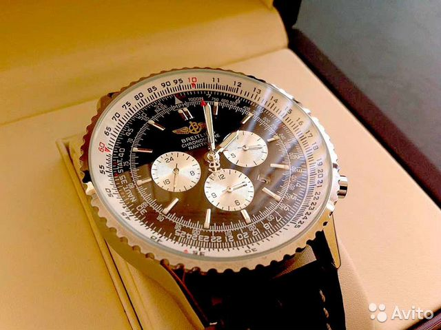 a93193b0a2f6 Мужские часы Breitling AB-251 купить в Москве на Avito — Объявления ...