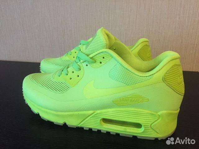 119b43e9 Кроссовки Nike Air Max 90 HYP Green купить в Новосибирской области ...