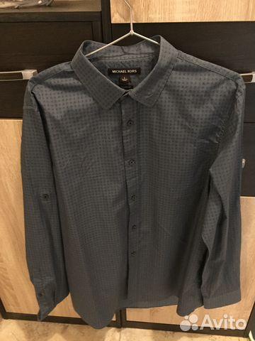 eb1f664deed Рубашки мужские Michael Kors
