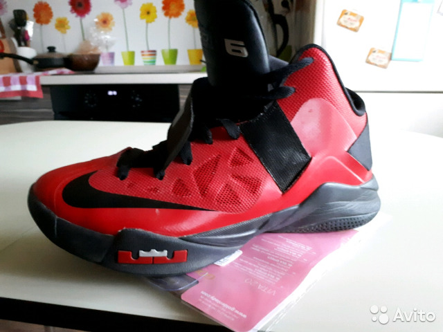 bff445cc4983 Продам кроссовки Nike Lebron James Zoom Soldier 6   Festima.Ru ...