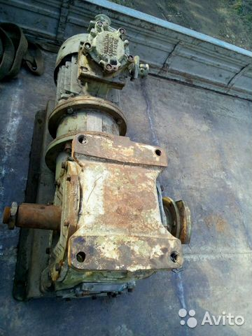 Редуктор-мотор 89641122122 купить 6