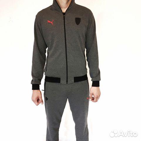 e5a55410 Спортивный костюм puma ferrari купить в Омской области на Avito ...