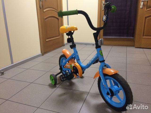 89115707237 Детский велосипед дино