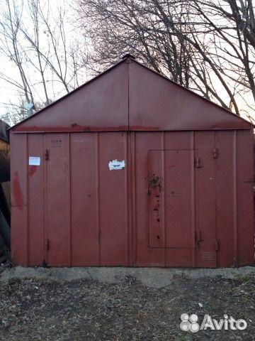 Пенза гаражи металлические купить ворота в гараж секционные купить