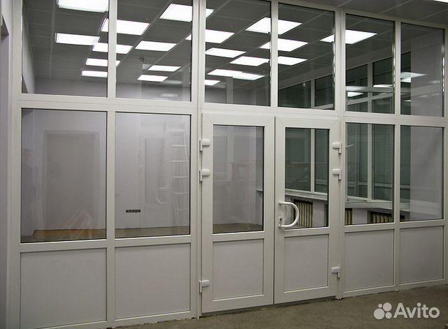 Окна и двери из пвх и алюминия любых размеров