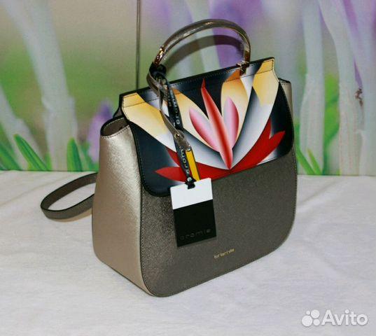 6d954fd66dd5 Новый рюкзак Сумка оригинал Cromia Италия из натур купить в Москве ...