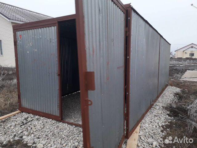 Купить металлический гараж в саратовской области гаражи железные авито