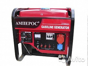 бензиновый генератор большой мощности