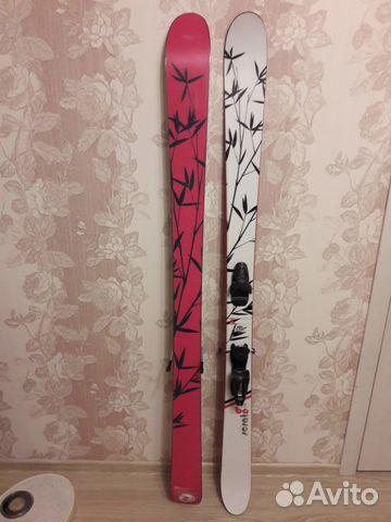 29455bad103c Горные лыжи для парк и фрирайд Rossignol   Festima.Ru - Мониторинг ...