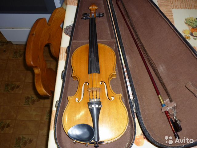 Скрипка 34 89501978016 купить 1