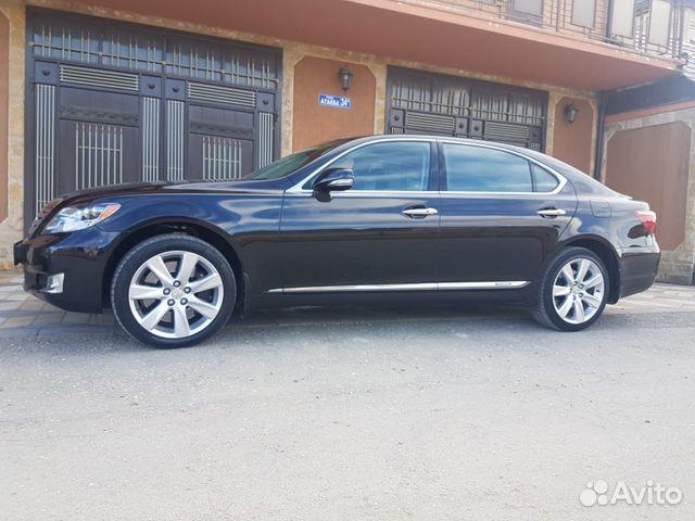 Lexus LS, 2010 89882203117 купить 1