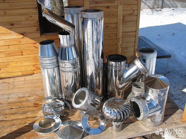 Дымоход для бани хабаровск средство для очистки дымохода от сажи красноярск