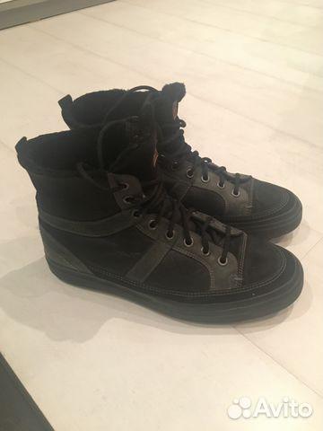 Мужские зимние ботинки hugo boss оригинал   Festima.Ru - Мониторинг ... e6918a17bc0