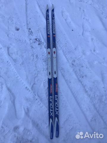Беговые лыжи 2метра купить в Санкт-Петербурге на Avito — Объявления ... 87aae2ccf76