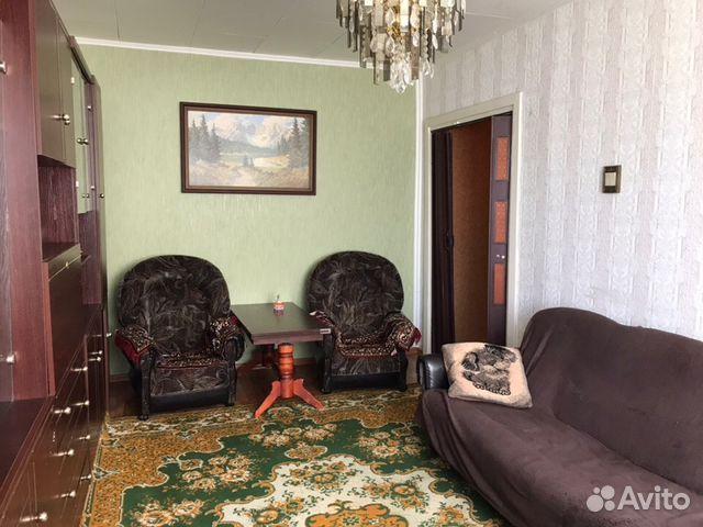 Продается трехкомнатная квартира за 2 400 000 рублей. Курск, Республиканская улица, 50Д.