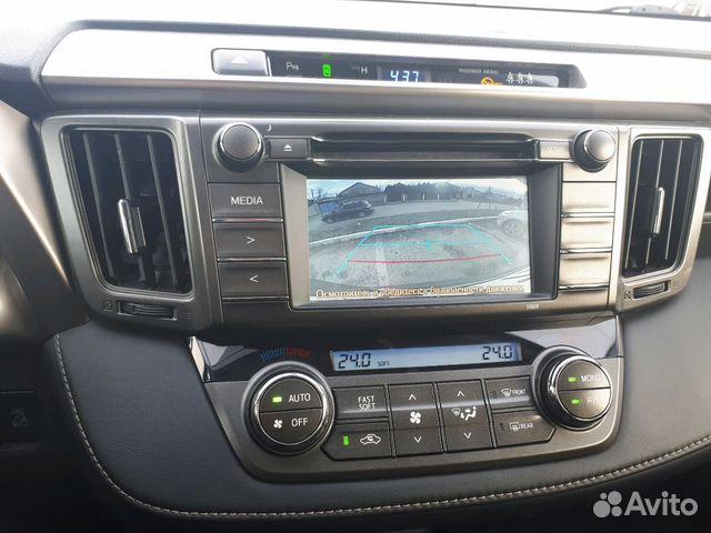 Купить Toyota RAV4 пробег 54 000.00 км 2015 год выпуска