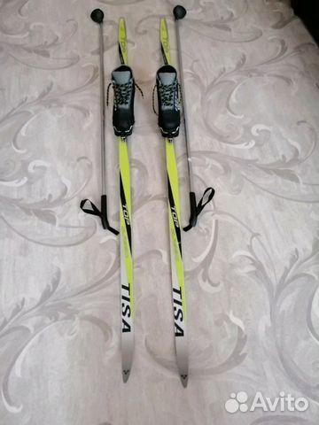 Беговые лыжи купить 2