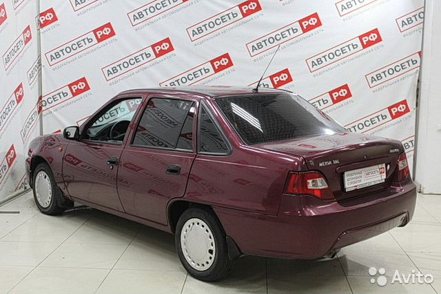Купить Daewoo Nexia пробег 158 000.00 км 2011 год выпуска