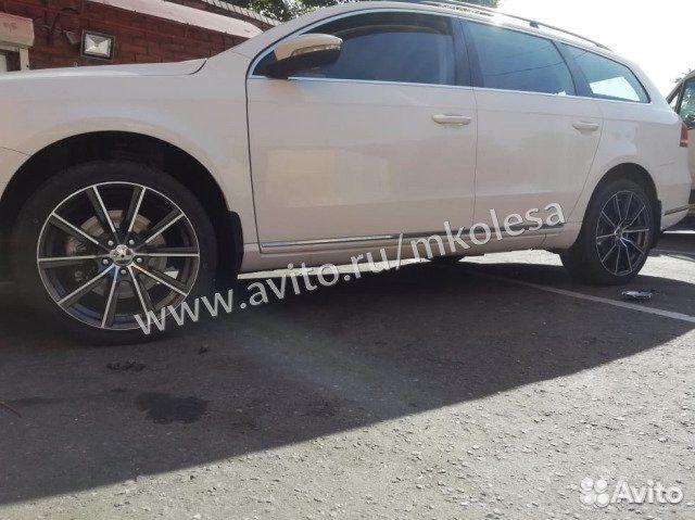 диски R18 Volkswagen B6 B7 B8 Audi A4a6a8 Skoda купить в