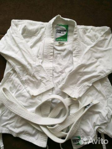 Макивара + костюм для карате 89042480305 купить 4