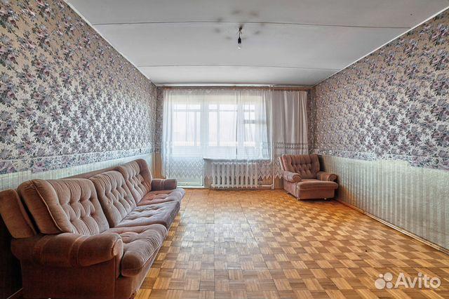 Продается четырехкомнатная квартира за 6 500 000 рублей. Московская обл, г Люберцы, поселок ВУГИ, д 26.
