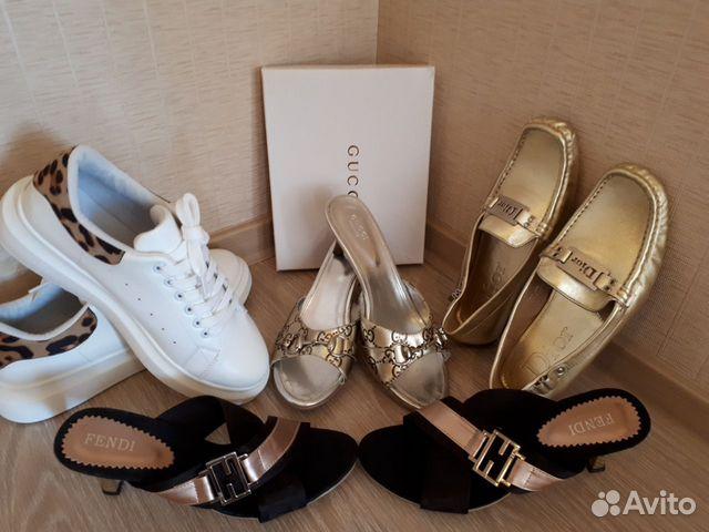 84cc7901eb08 Обувь Gucci, Fendi, Dior новые, размеры все | Festima.Ru ...